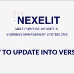Nexelit Multipurpose Website CMS Update v2.1 to 2.2